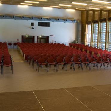 Sala Congressi Lido di Molveno