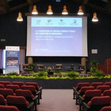 Centro congressi Terme di Comano
