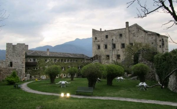 Castel-Pergine-esterno
