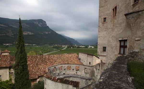 Castel-Pietra-Calliano-panorama-dal-castello