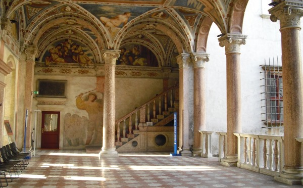 Castello-Buonconsiglio-Trento-soffitti-affrescati
