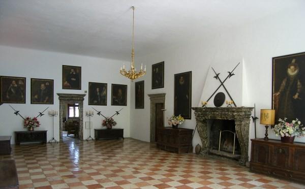 Dimora-storica-Palazzo-Lodron-Nogaredo-spazi-interni