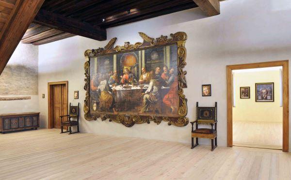 Dimore-storiche-Palazzo-Magnifica-Comunità-di-Fiemme-Val-di-Fiemme-esposizione
