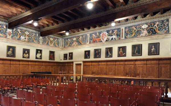 Dimore-storiche-Palazzo-Magnifica-Comunità-di-Fiemme-Val-di-Fiemme-sala-per-eventi2
