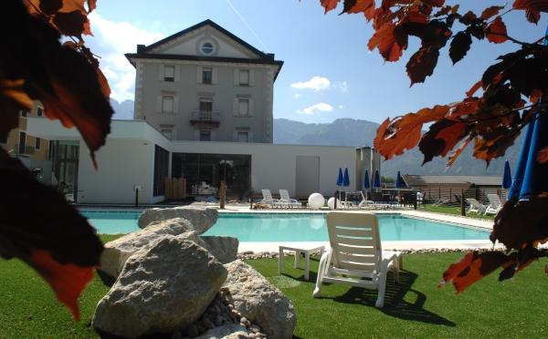 Hotel-Bellavista-Levico-Terme-piscina-esterna