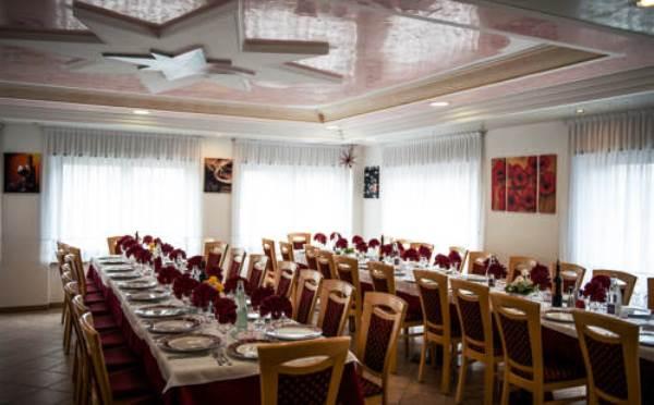 Hotel-Comparsa-Pergine-Valsugana-sala-da-pranzo