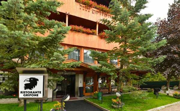 entrata principale hotel
