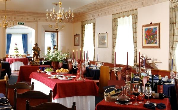 Hotel-Romantik-San-Martino-sala-da-pranzo