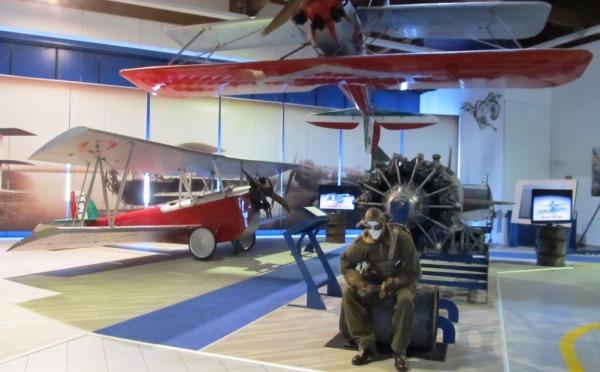 Museo-Aeronautica-Caproni-Trento-esposizione2