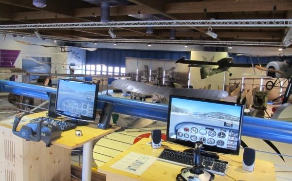 Museo-Aeronautica-Caproni-Trento-esposizione4