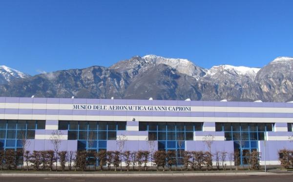 Museo-Aeronautica-Caproni-Trento-esterno1