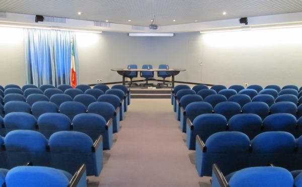 Museo-Aeronautica-Caproni-Trento-sala-conferenze