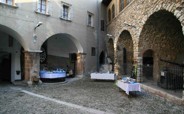 Museo-della-Guerra-Rovereto-cortile-interno