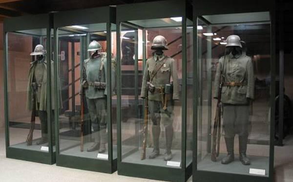 Museo-della-Guerra-Rovereto-esposizione