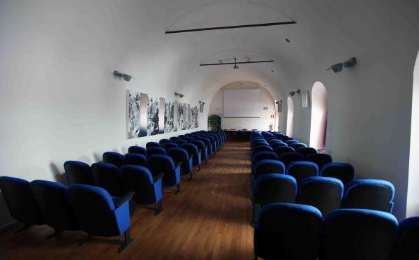 Museo-della-Guerra-Rovereto-sala-conferenze