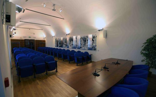 Museo-della-Guerra-Rovereto-sala-conferenze2