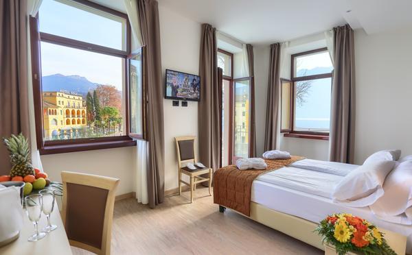 Hotel Europa_stanza