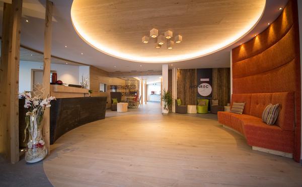 Monroc Hotel - ingresso
