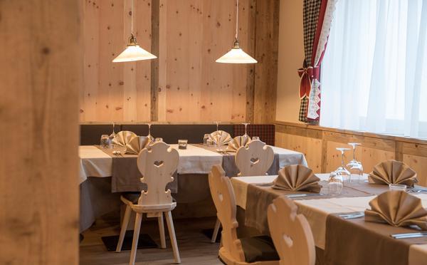 Monroc Hotel - ristorante